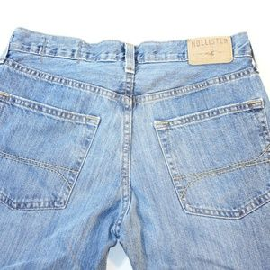 Hollister Jeans Hermosa Low Rise Boot Cut 31 x 32